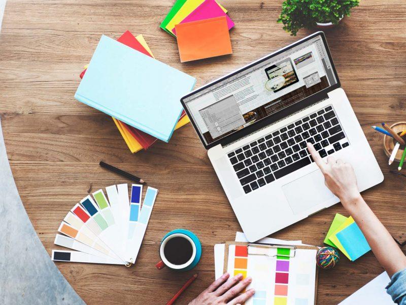 Web Site Çalışmalarında Logo Tasarımı Yaptırmak