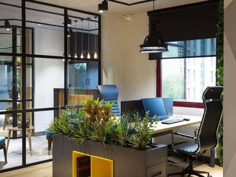 Cam Ofis Bölme ile Ofislerinizi Şıklaştırın