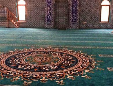 Cami Halısı Montajı Nasıl Yapılır?